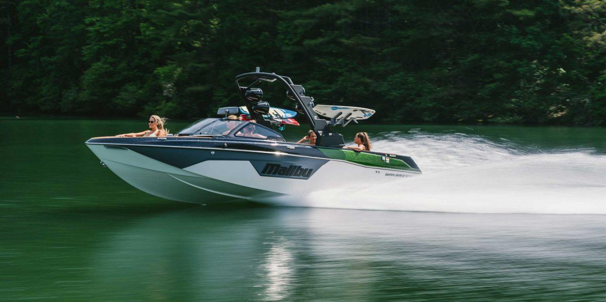 Malibu 23 LSV 23 Feet – 430 hp